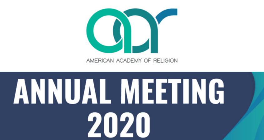 American Academy of Religion Logo