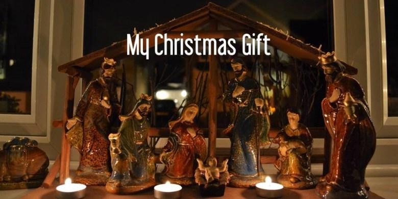 My Christmas GIft.
