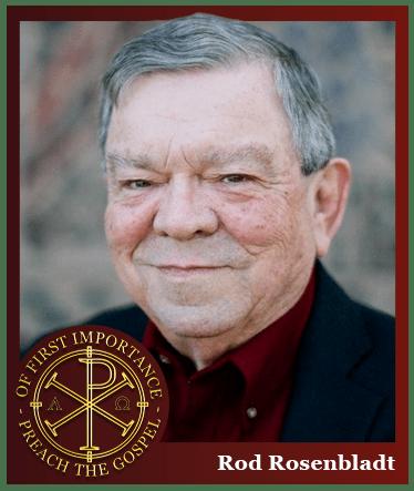 Rod Rosenbladt on The Gospel for Those Broken | Theology Gals |Episode 54