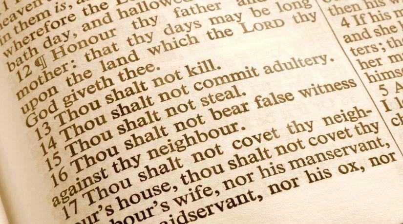 Ten Commandments   Episode 105
