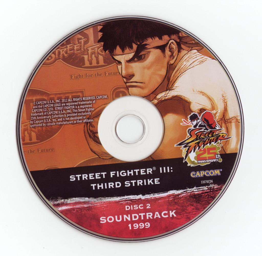 Game Music Saturdays Street Fighter III 3rd Strike