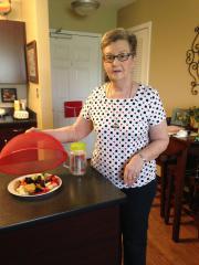 Carol Howell - Food in the Fridge
