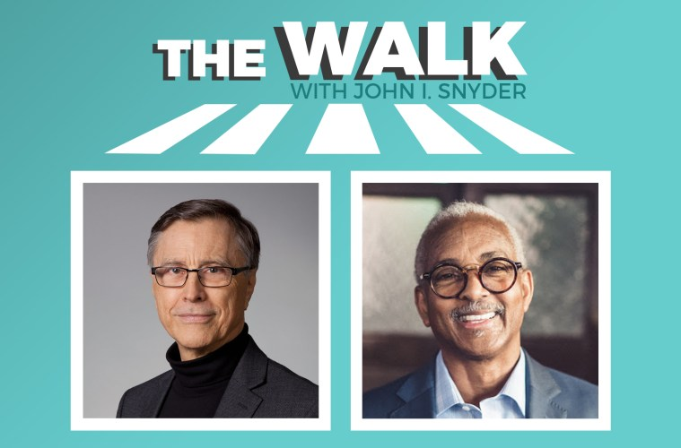 The Walk with John I Snyder with Rev. Anthony Thompson