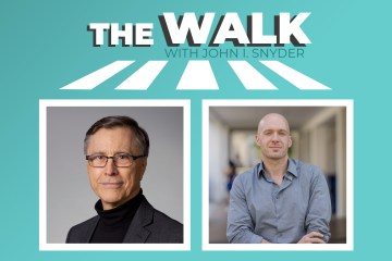 The Walk Podcast John Ellis