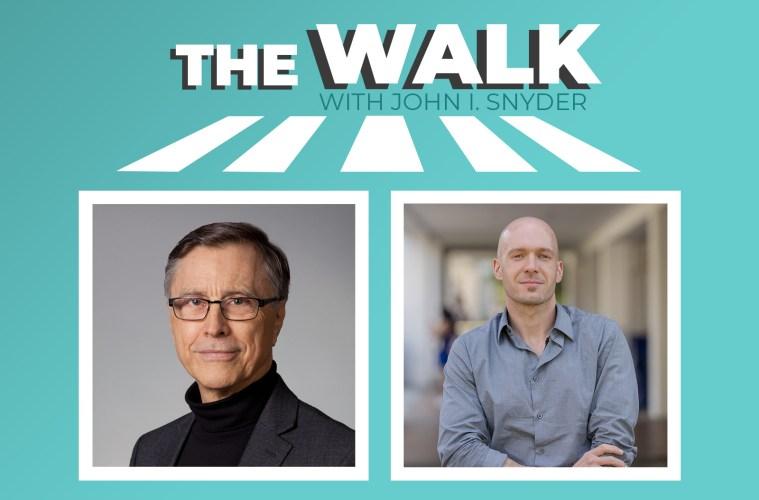 The Walk Podcast John Ellis