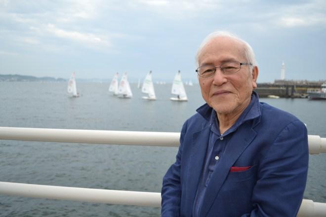 Fusanori Nakajima at Enoshima 3