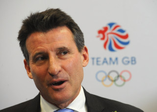 LONDON, ENGLAND - NOVEMBER 07:  The New BOA Chairman, Lord Seb Coe talks to the media during the BOA Announcement of Their New Chairman Lord Seb Coe on November 7, 2012 in London, England.  (Photo by Christopher Lee/Getty Images)