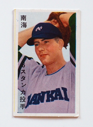 Joe Stanka of the Nankai Hawks