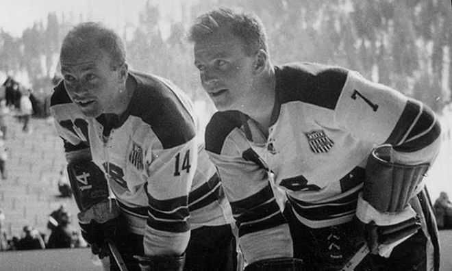 Bob (14) and Bill (7) Cleary