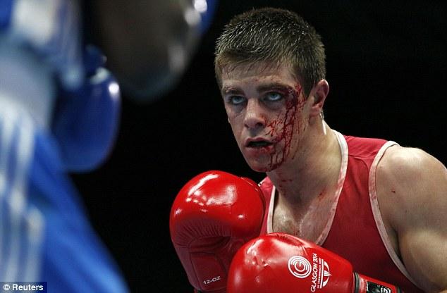 Brody Blair boxer