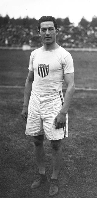 Abel Kiviat 1912