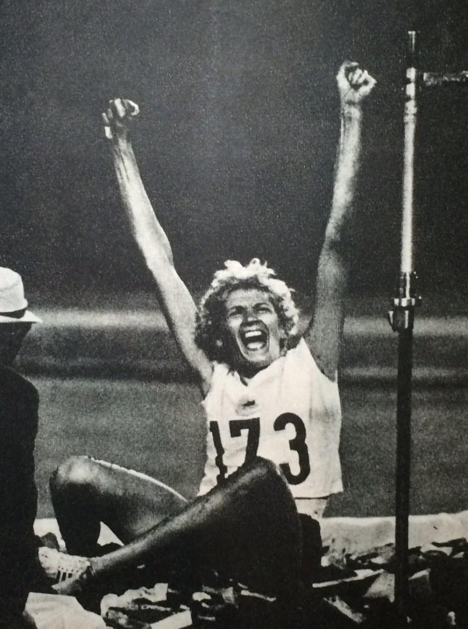 Iolanda Balas in Tokyo_Tokyo Olympiad 1964_Kyodo News Service