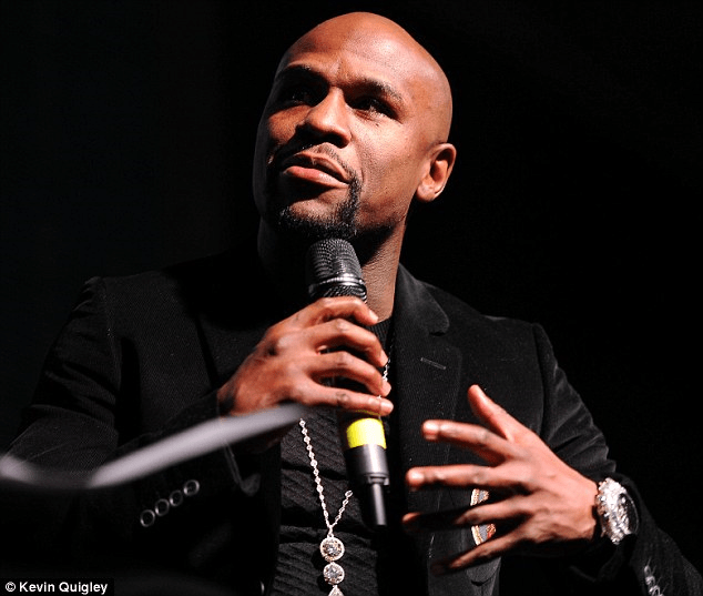 Mayweather on his Victory Tour