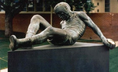 memorial to 1980 US Boxing team to Poland'
