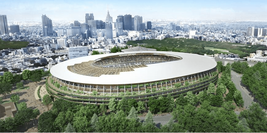 Winning National Stadium Design