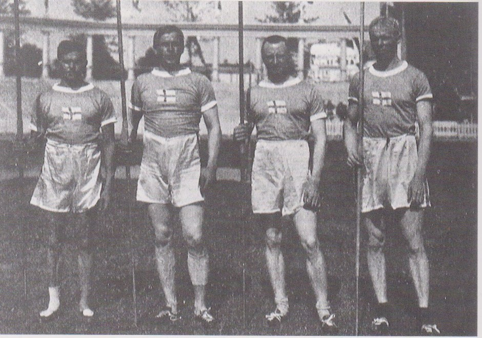 Finnish Javelin Legends