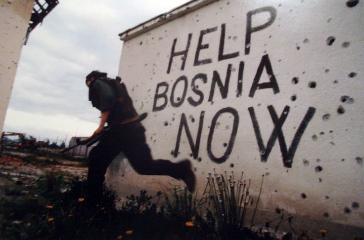 Help Bosnia Now