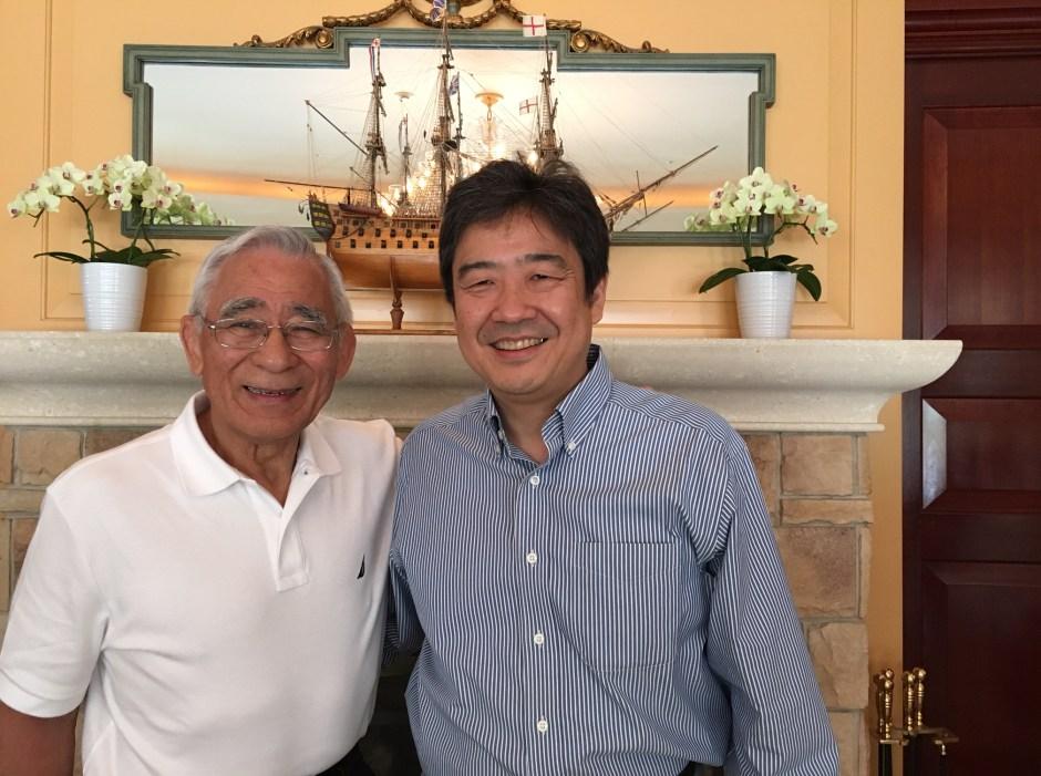 Paul Maruyama and Roy 2