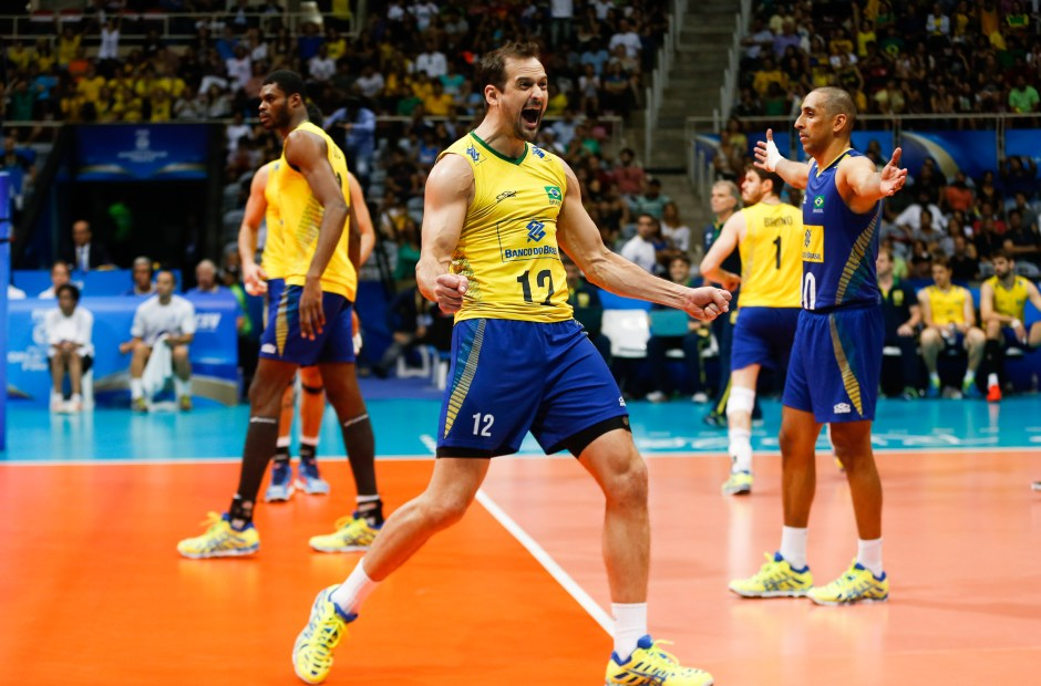 Brazilian Men's Volleyball