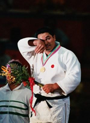 Yasuhiro Yamashita overcome 2
