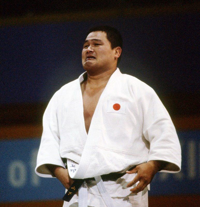 Yasuhiro Yamashita overcome