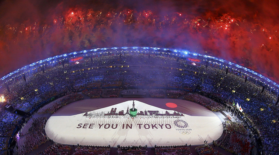 See you in Tokyo Rio Olympics