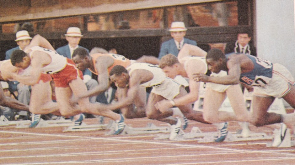 Bob Hayes_The Spectacle of Tokyo Olympics_2