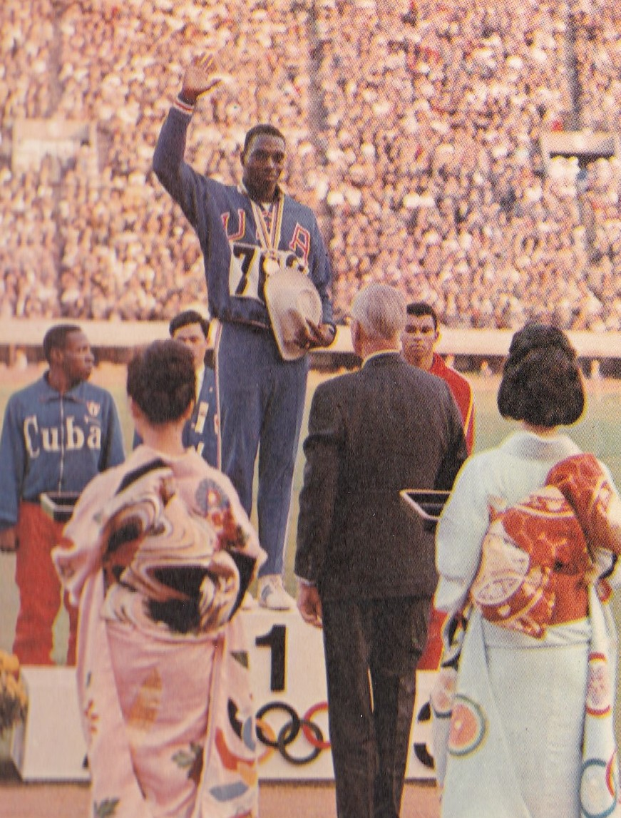 Bob Hayes_The Spectacle of Tokyo Olympics_3