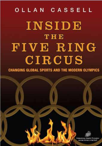 Inside Five Ring Circus Cover