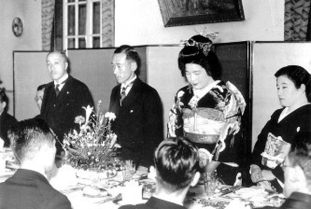 Hideko Maehata getting married