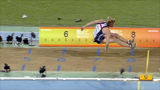 Long Jump in meters