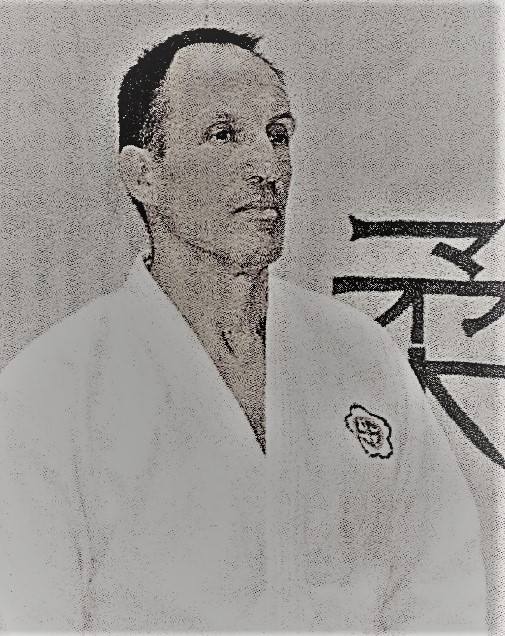 Syd Hoare from The A to Z of Judo