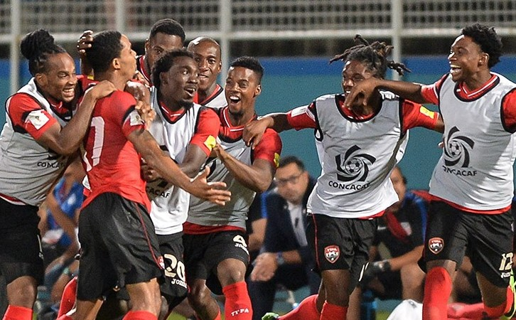 Trinidad and Tobago defeat US in World Cup Qualifier