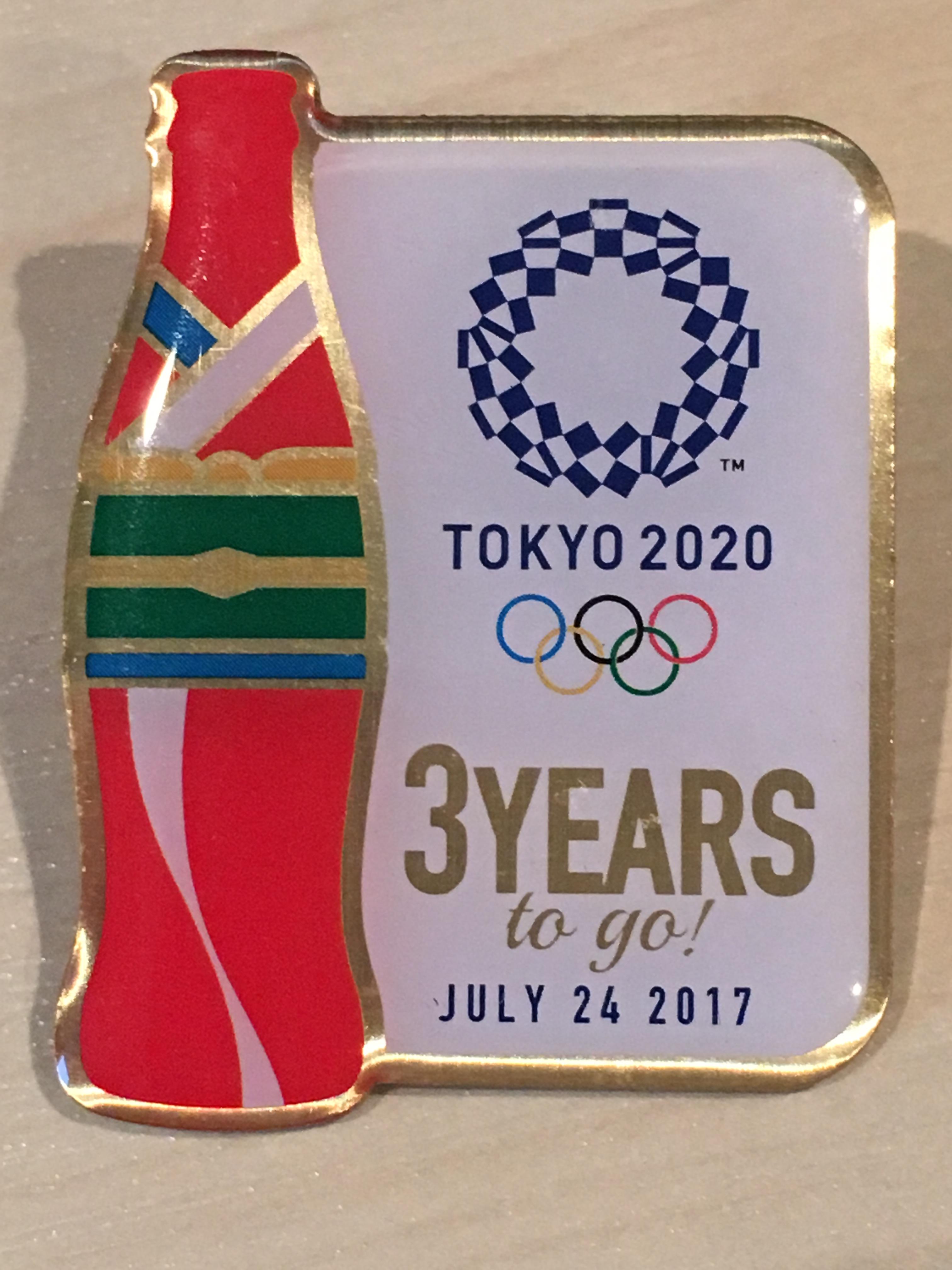 2020 Tokyo Olympic Happy And Peace Japan J Pin Pins
