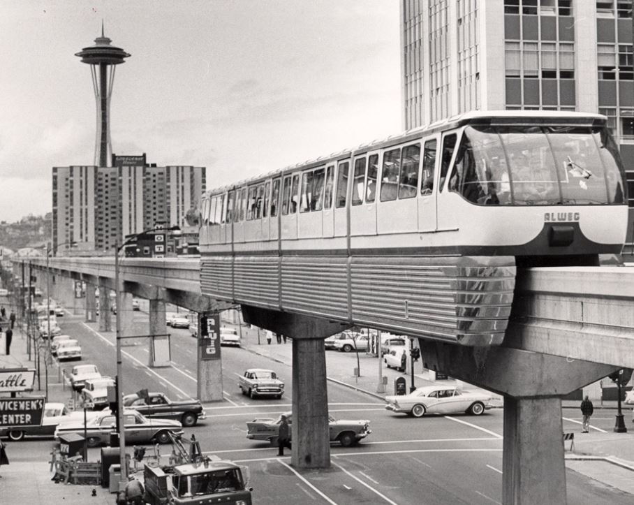 Seattle Monorail 2