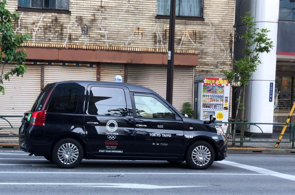 Japan Taxi_author
