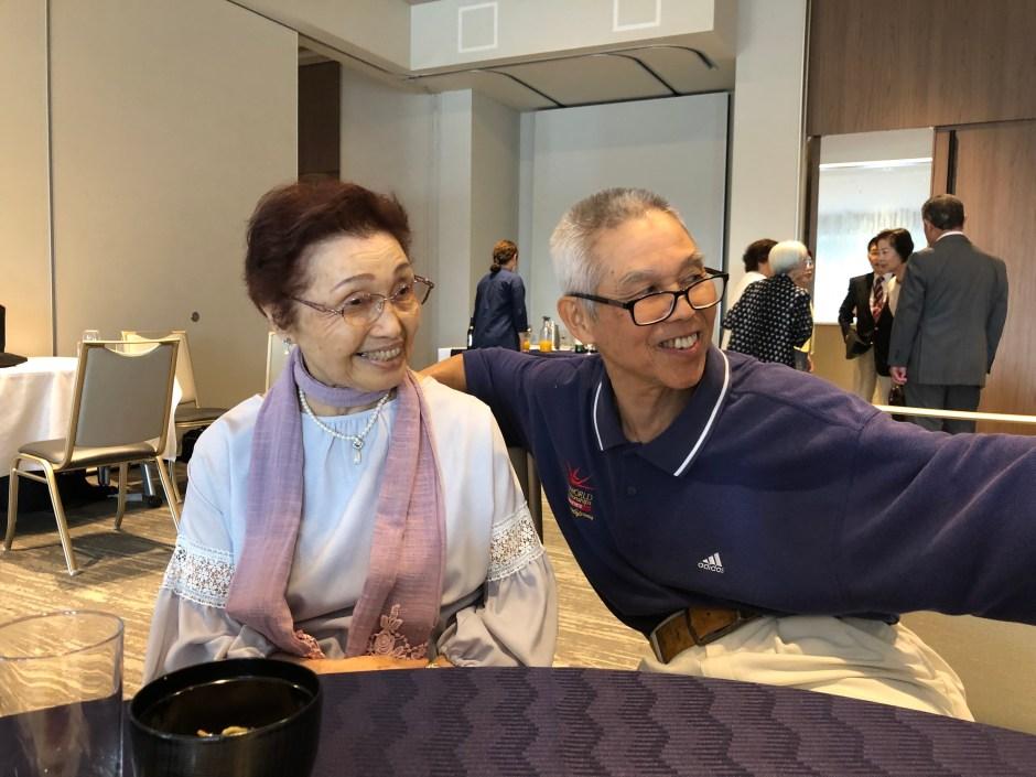 Aihara and Sakamoto