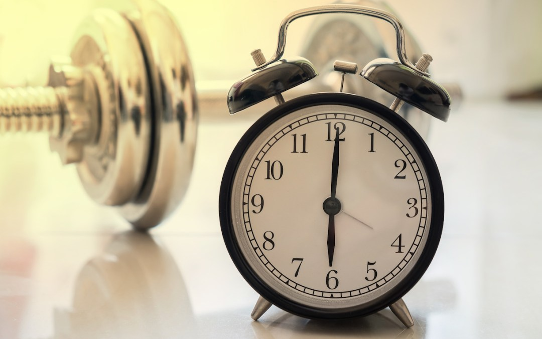 How Much Time Should I Be Spending in the Gym