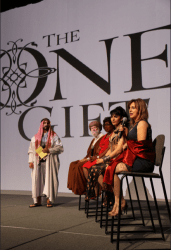 The One Gift Book Panel
