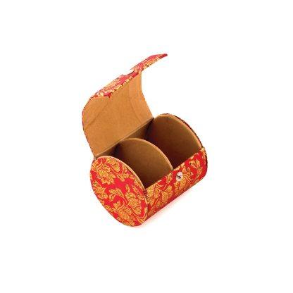 Leaf Design Bangle Box (Small)