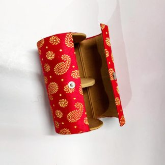 You're viewing: Bangle Box With Motif Design (Medium) Rs.109.00