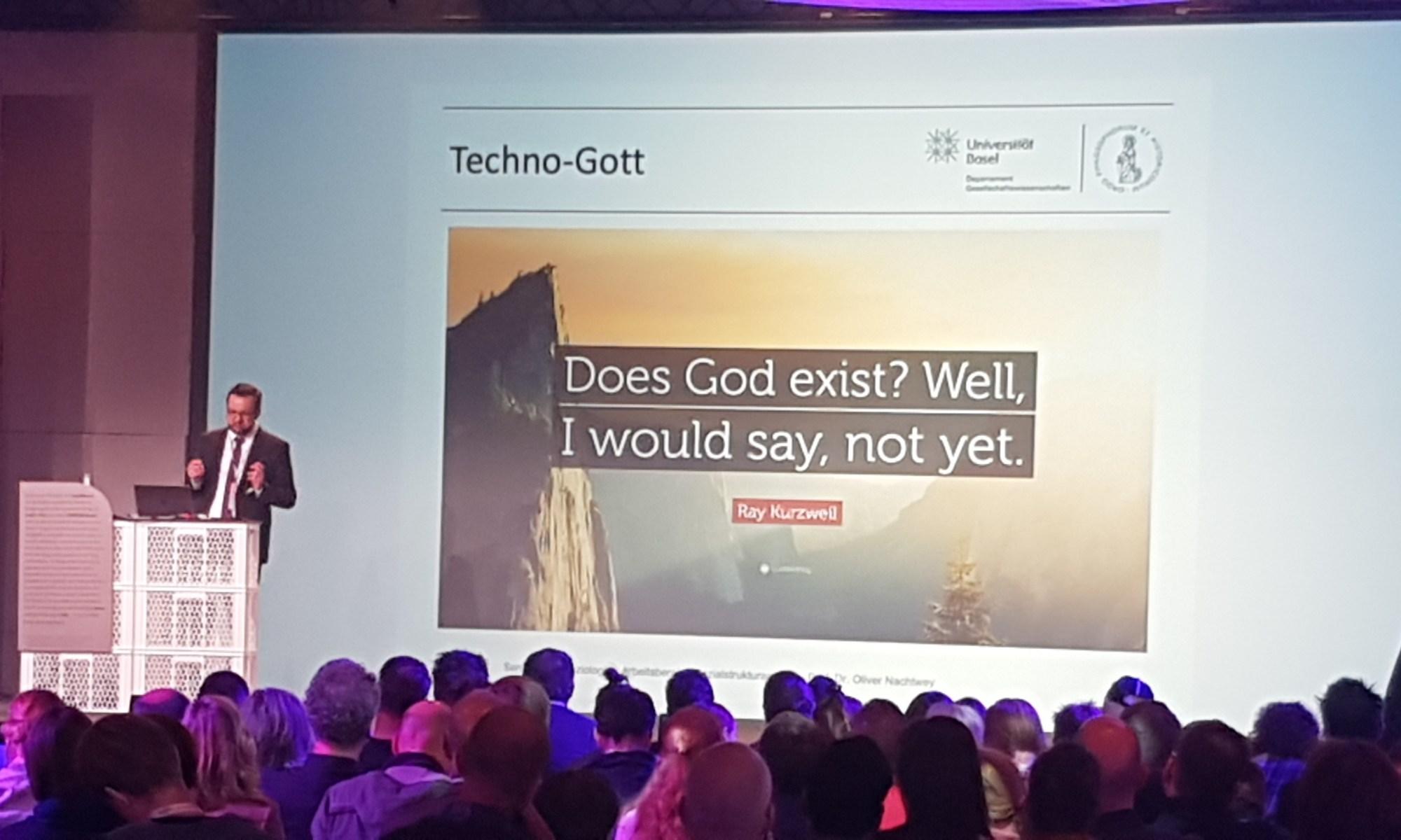 Techno-Gott