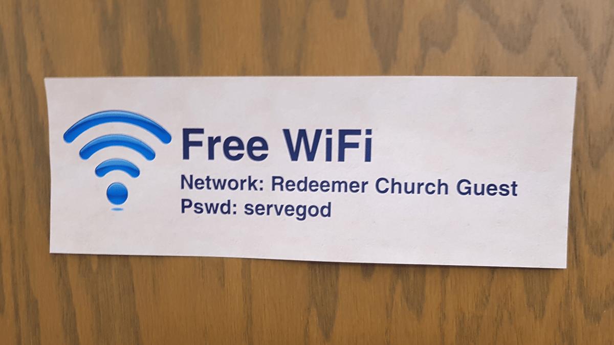 Gemeindeaufbau beginnt online