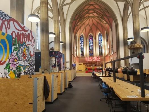 Digital Church in Aachen