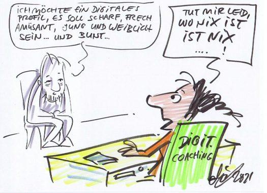 Digital-Coaching (© Michael Hüter)