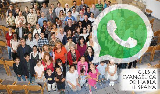 WhatsApp-Gottesdienst in spanischsprachiger Gemeinde in Duisburg