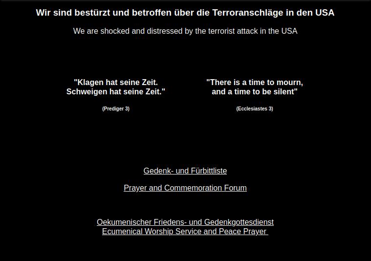 Kodolenzbuch 9/11