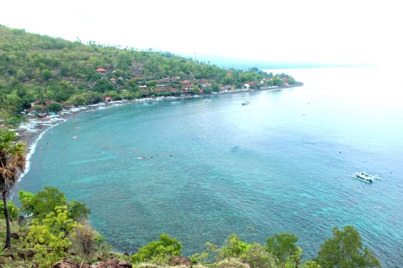 Amed bay