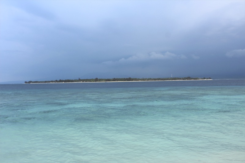 Storm at Gili Air