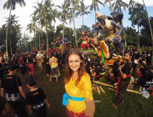 Study in Bali